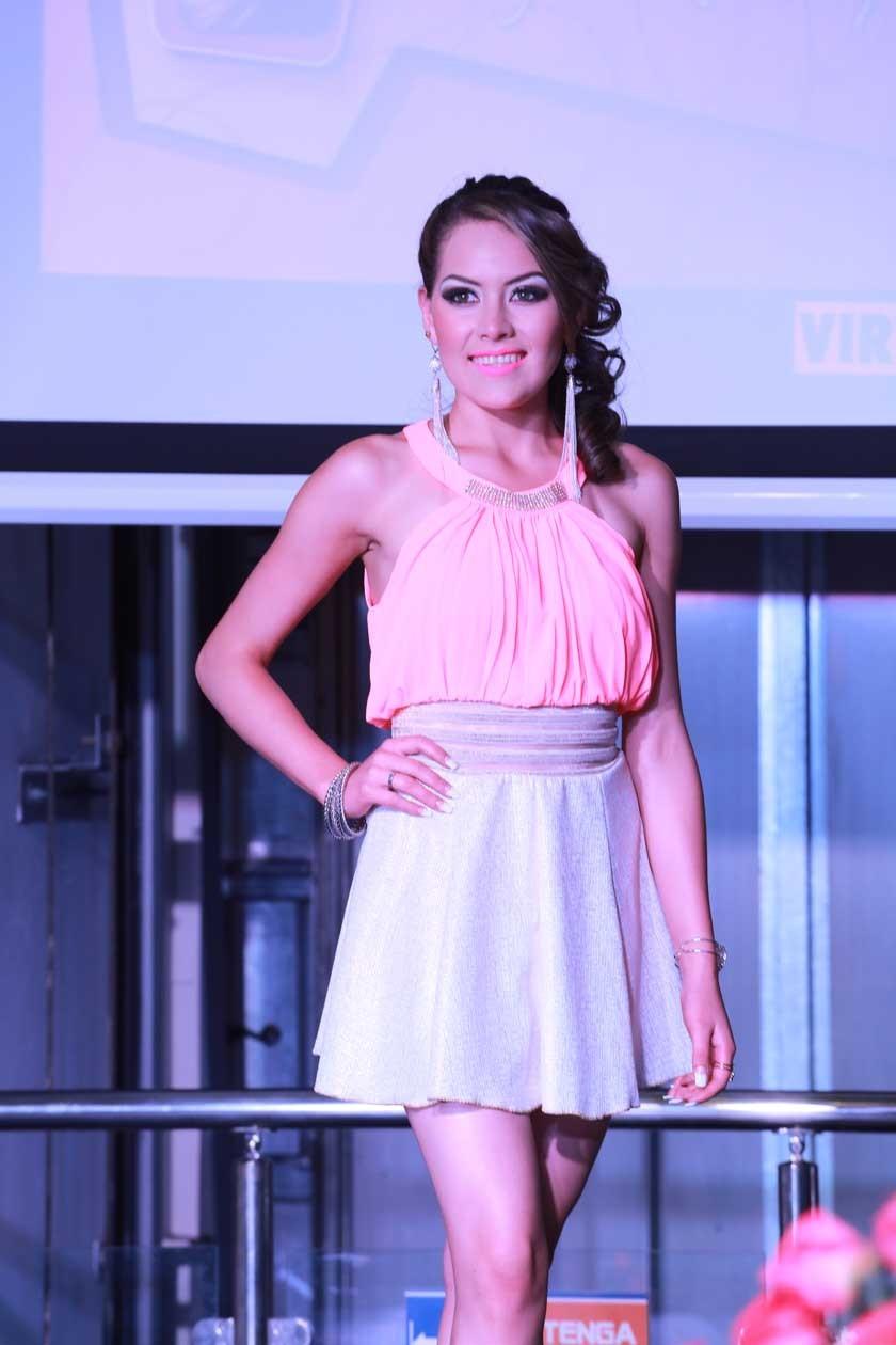 Miss Heroína Juana Azurduy de Padilla, Gabriela Vladislavic.