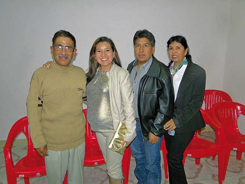Familia Flores Murillo, descendientes de Agustin Flores y Juana Murillo.
