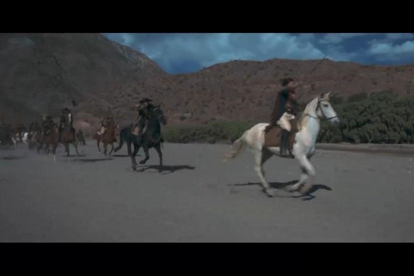 La nueva película de Jorge Sanjinés se rodó en varios lugares del país. Foto: Captura de video