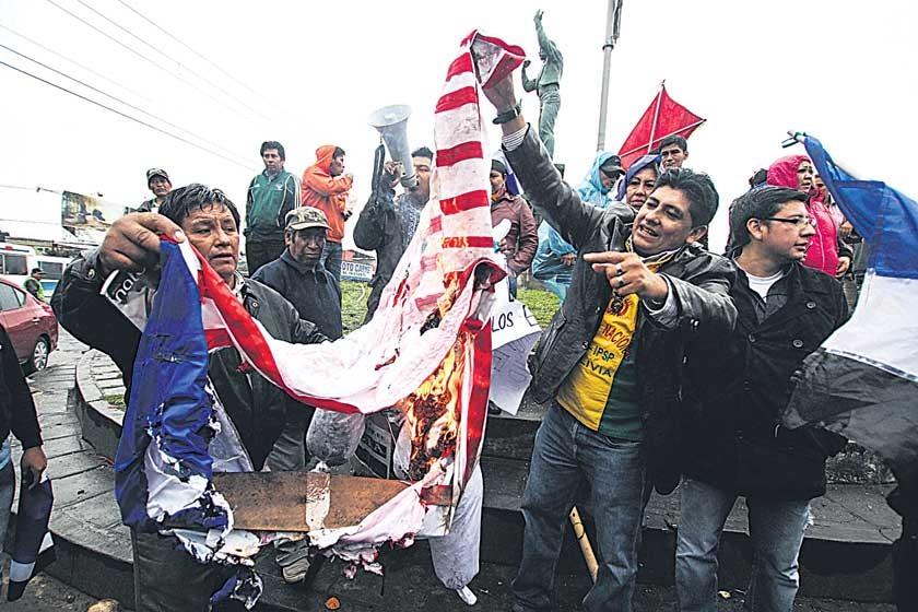 Oposición afirma que el MAS busca un pretexto para modificar la CPE