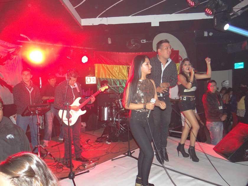 Minerva Band.