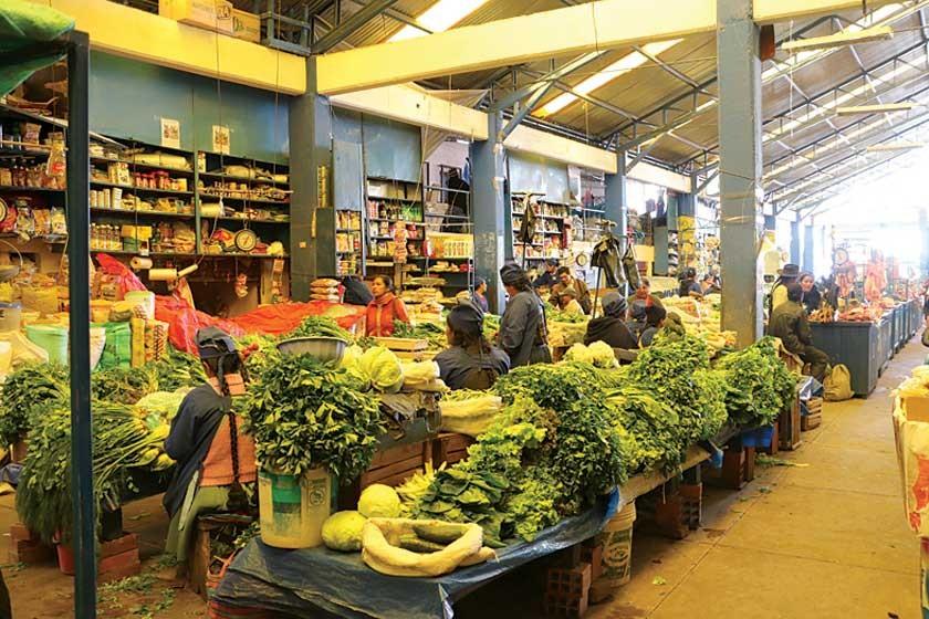 PRODUCCIÓN. La producción de alimentos saludables e inocuos es importante para garantizar la seguridad alimentaria.
