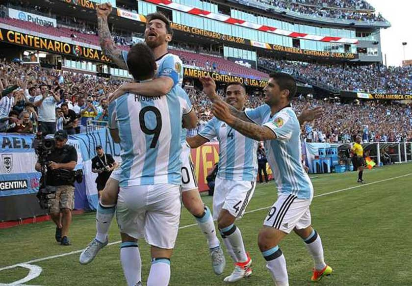 Goleadas definen las semifinales