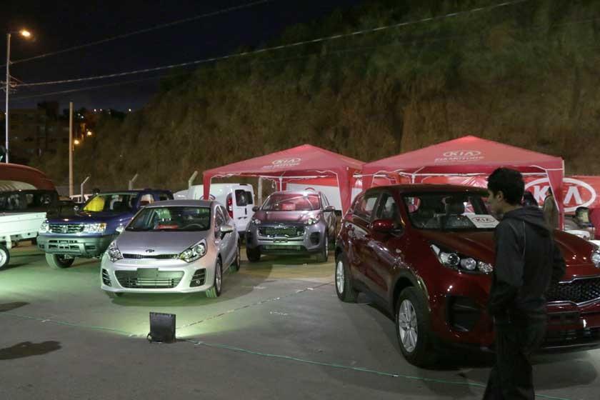 Expo Auto BNB se consolida
