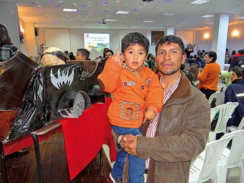 Aitor y José Luis Maita.