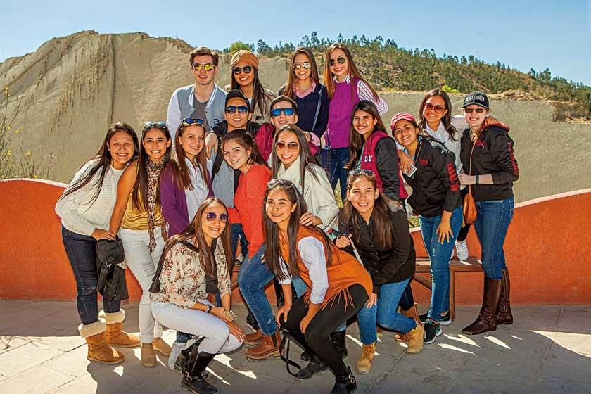 """Colegio La Salle pre-promo 2017 """"Dahaens B""""."""