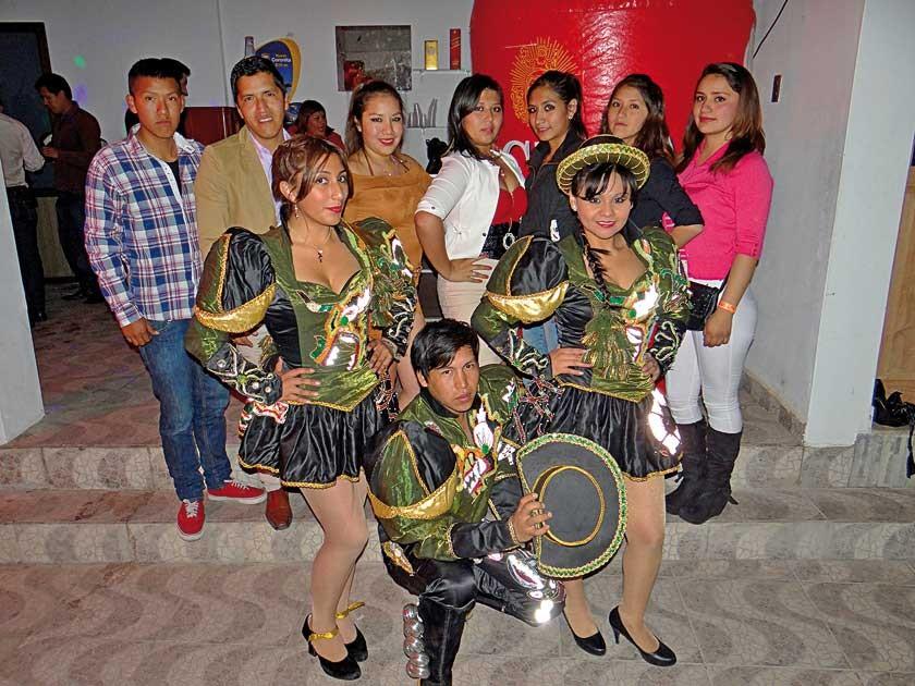 Caporales CBN.