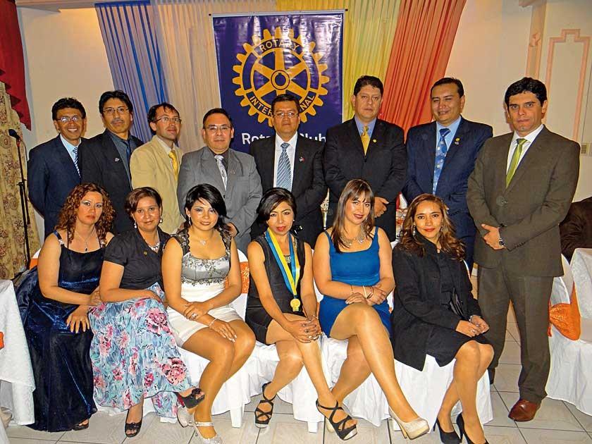 Rotary Club La Plata.