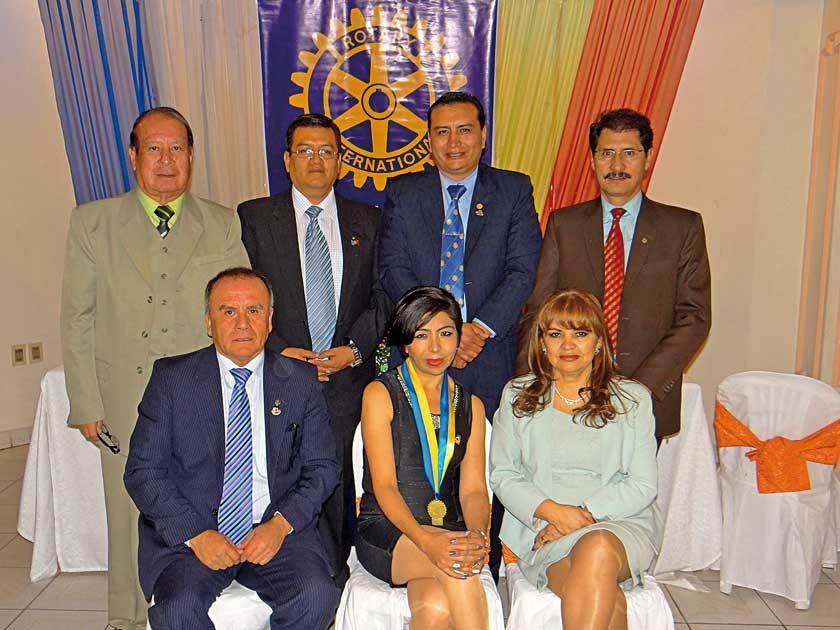 Rotary Club Sucre.