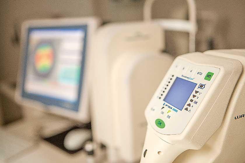 Clínicas SOLEX, lo último en tecnología  clínica ocular