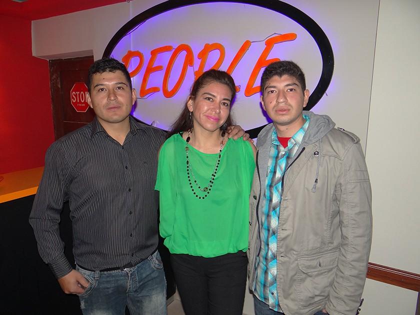 Propietarios, José Carlos Vaca, Liliana Vaca y Sebastián Vaca.