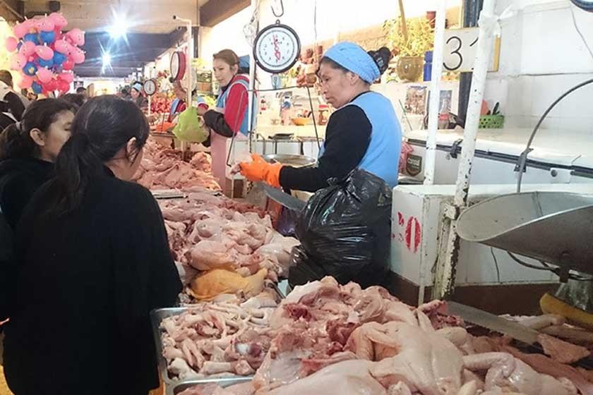 Crisis del sector avícola deriva en incremento de precios en Sucre
