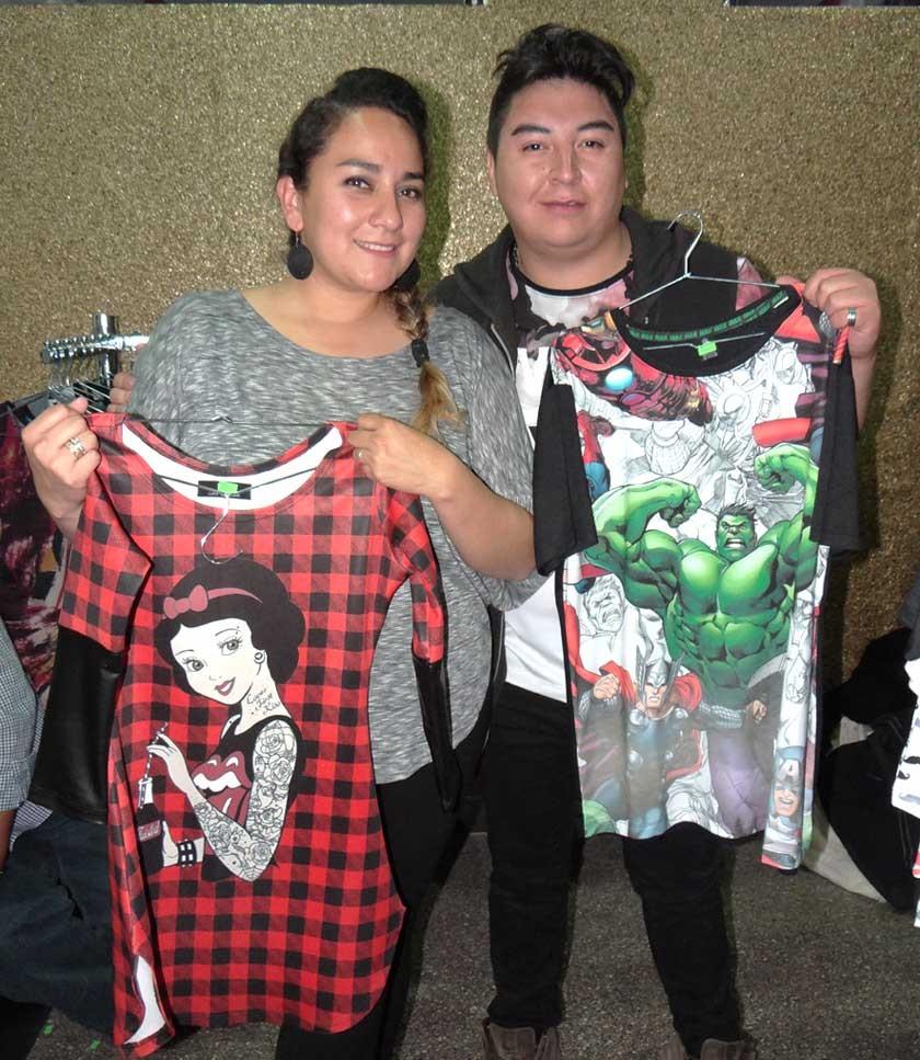 Propietarios: Claudia Illanez  y Enrique Coronado.