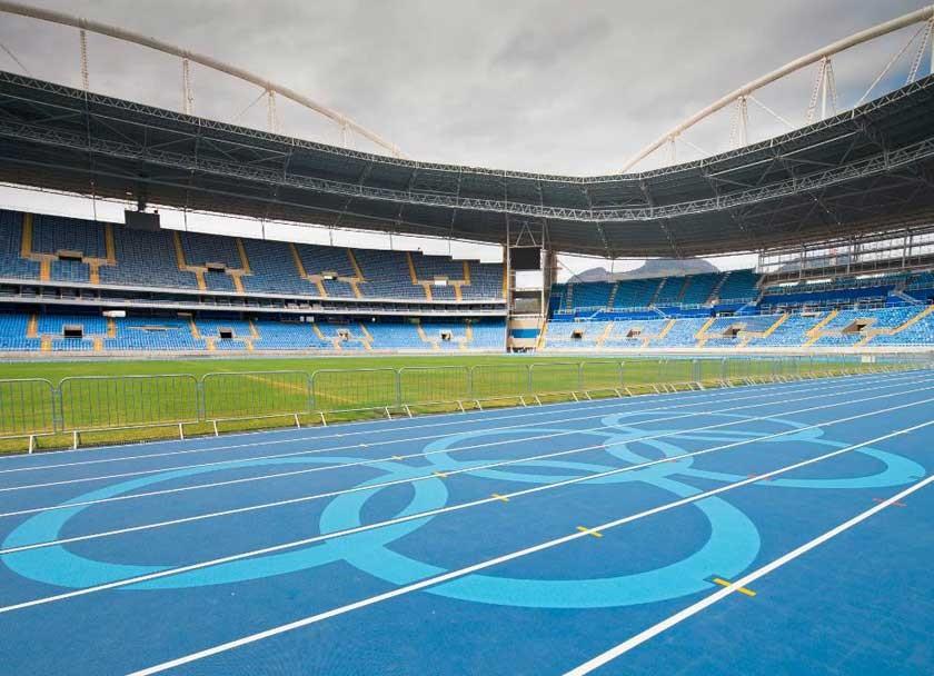 ESTADIO OLÍMPICO-Atletismo