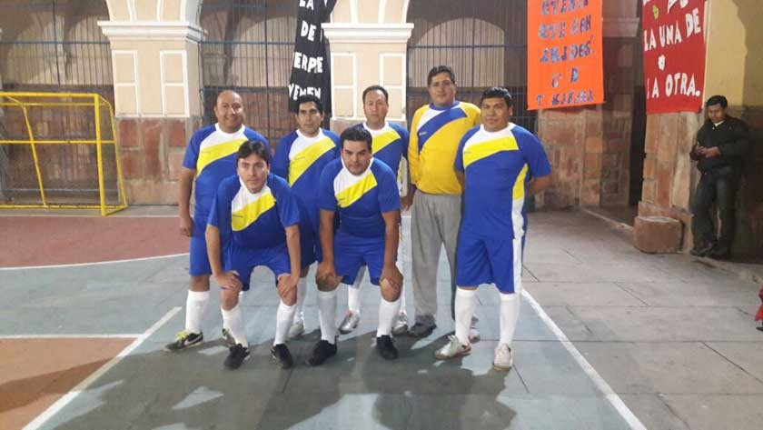 Los  equipos