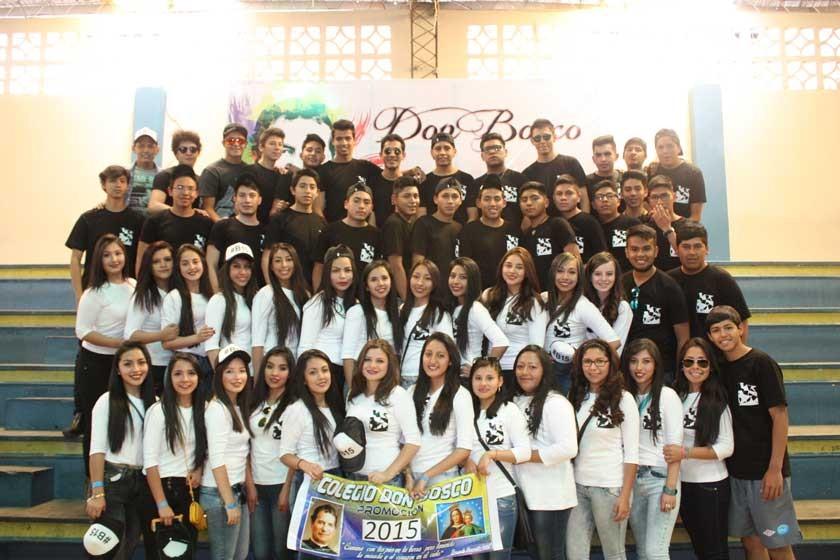 Miembros de la Promoción 2015