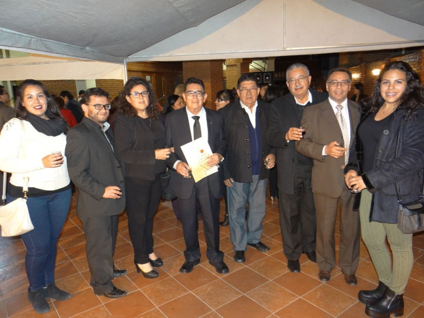 Cinthia Orellana, Freddy Magariños, Magalí Magariños, Manuel Euez, Nataniel Euez, Juan Orellana, Mariel Orellana.