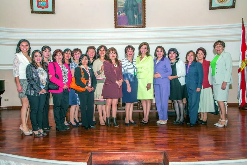 Asociación de Mujeres Profesionales Universitarias de Chuquisaca (AMPUCH).