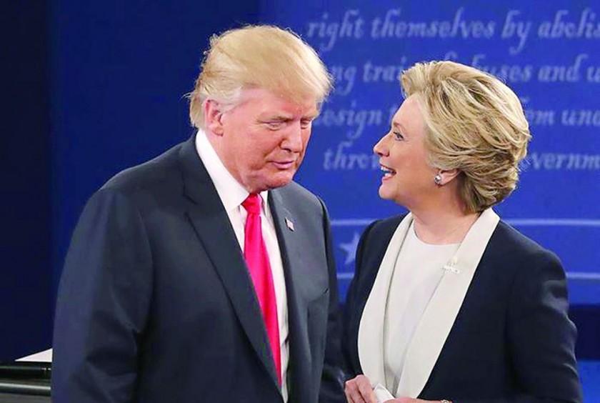 Debate electoral en EEUU acaba con alusiones  y acusaciones