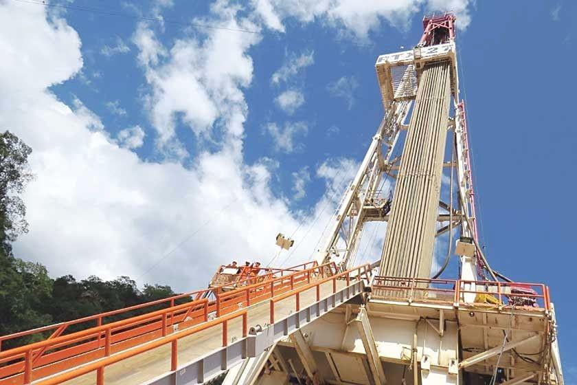 Huacaya producirá 3 MMmcd de gas en favor del país y Chuquisaca. Foto: Archivo