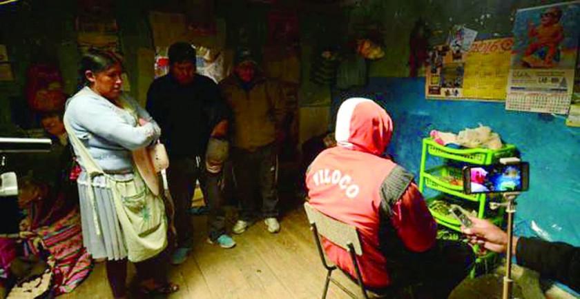 Pese a protesta en Viloco avanza investigación
