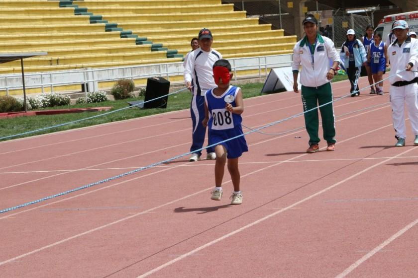 La representación de Chuquisaca obtuvo el segundo lugar.