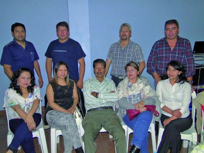 Familia Baspineiro, Valverde y Argandoña.