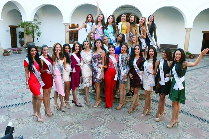 Hispanoamérica se reúne en Sucre