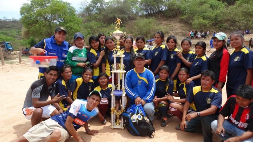 Destacó la participación de funcionarios públicos jóvenes en los equipos.