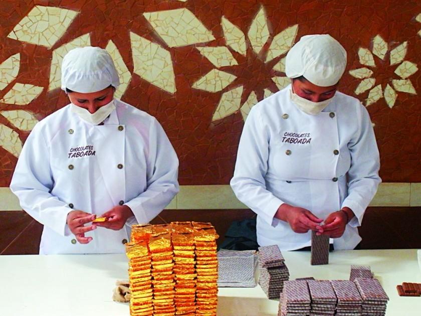 En Chocolates Taboada