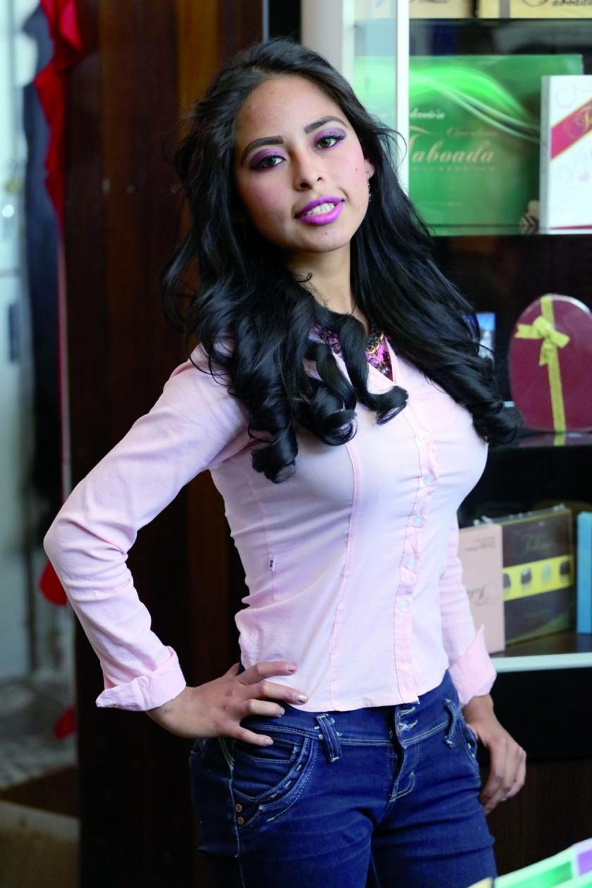 Stefany Padilla.