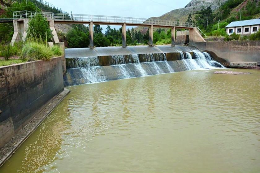 Sube el caudal en Ravelo y anuncian abastecimiento paulatino de agua
