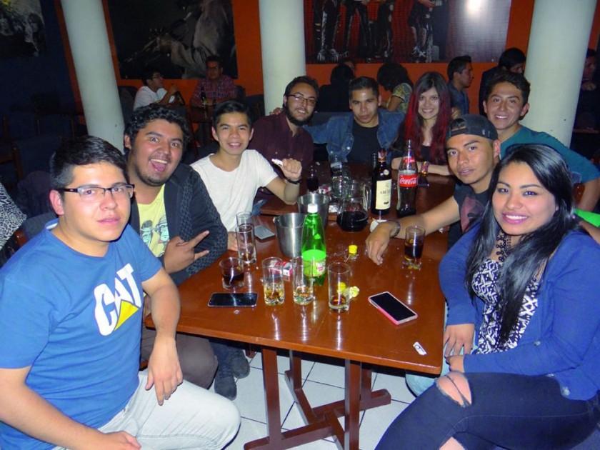 Cámara Junior Internacional Filial Sucre.