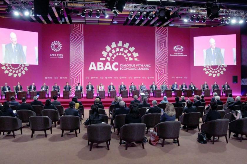 CUMBRE. Los mandatarios y líderes de 21 economías del mundo se reunieron en Lima (Perú) ayer, sábado.