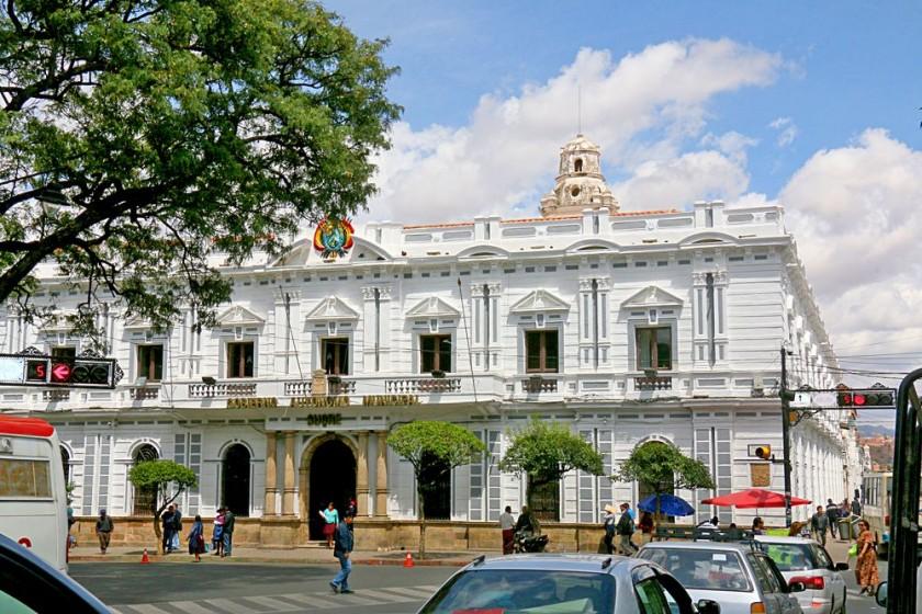 EN LA MIRA. La Alcaldía de Sucre buscará mejorar las cifras de su ejecución presupuestaria durante las últimas...
