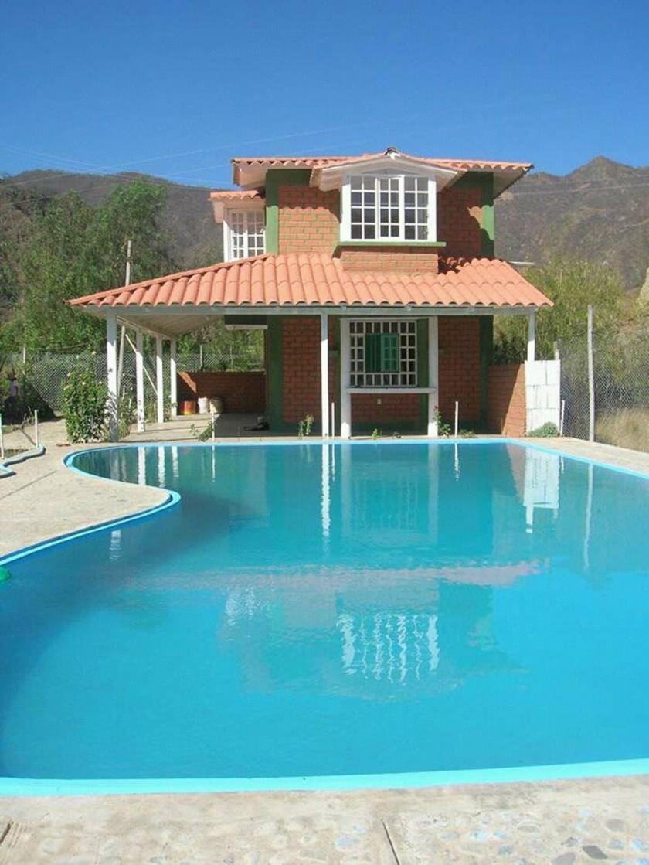 Casa de campo Limón Pampa