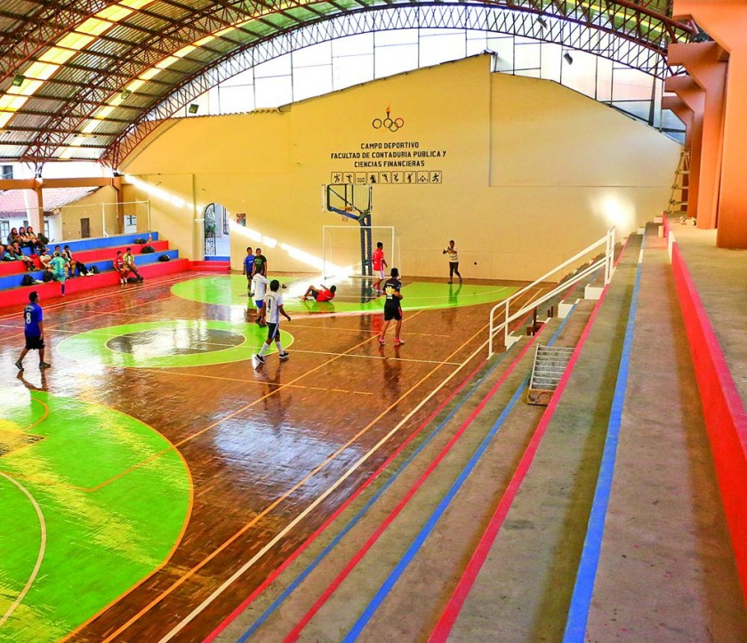 Para el próximo año se pretende sumar más espacios deportivos.