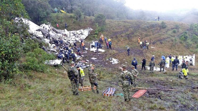 Equipos de rescate recuperaron los cuerpos.