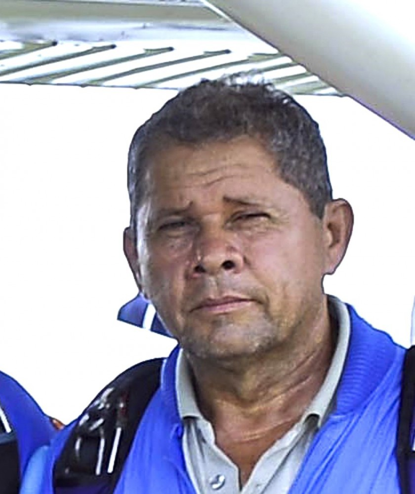 EXHIBICIÓN. Una falla en el paracaídas provocó la muerte del deportista.
