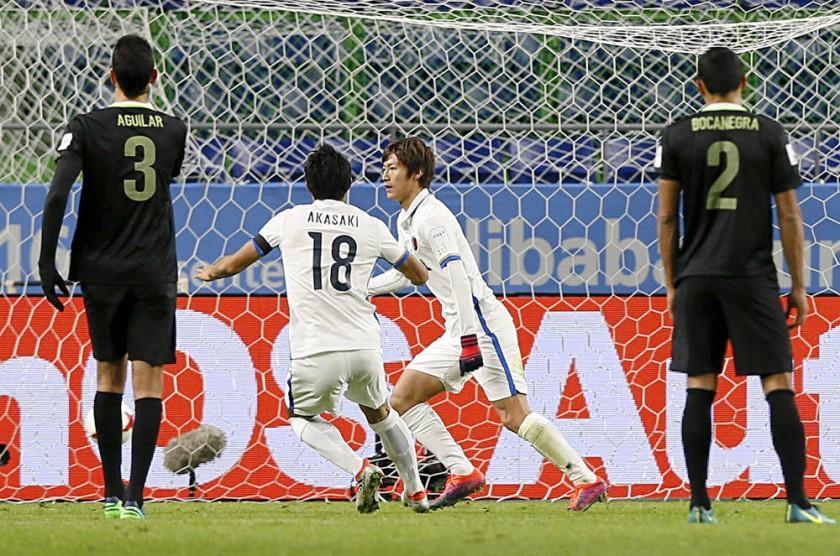 El campeón japonés derrotó al equipo colombiano en las semifinales del Mundial de Clubes de la FIFA.