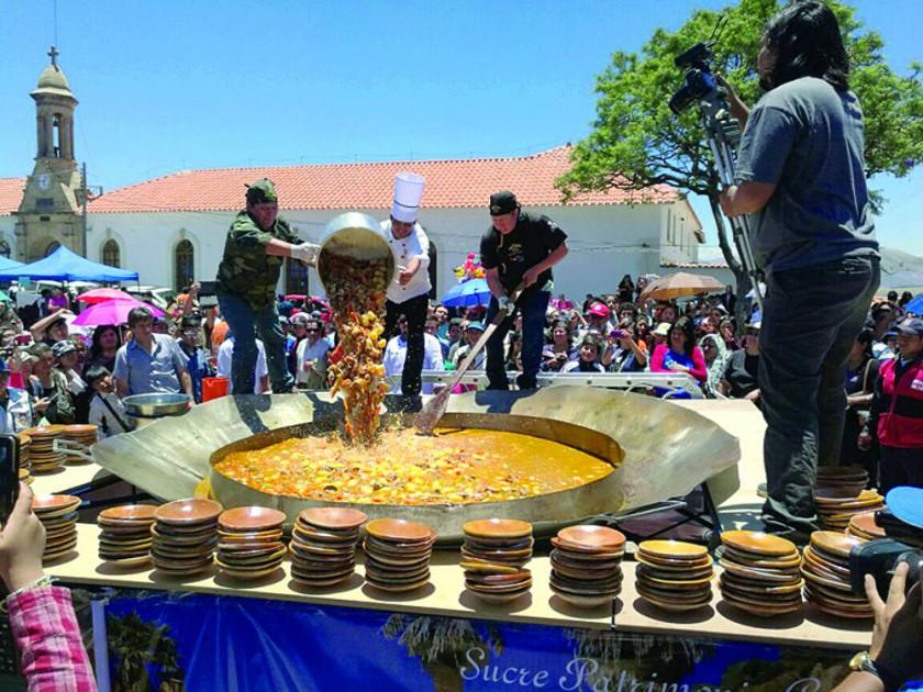 Picana y chuntunquis avivan la tradición