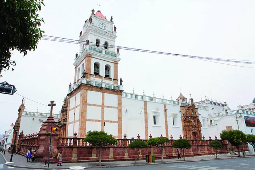 Nueva cruzada por la Catedral