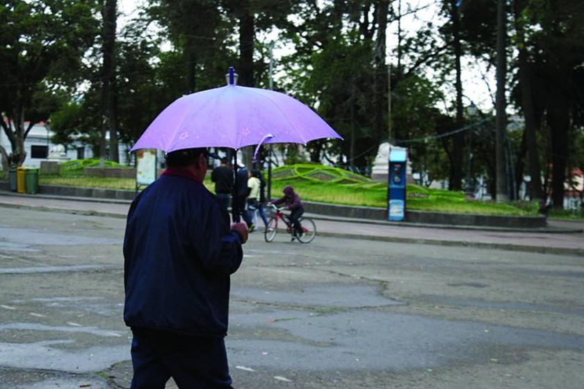 Senamhi: Las lluvias seguirán