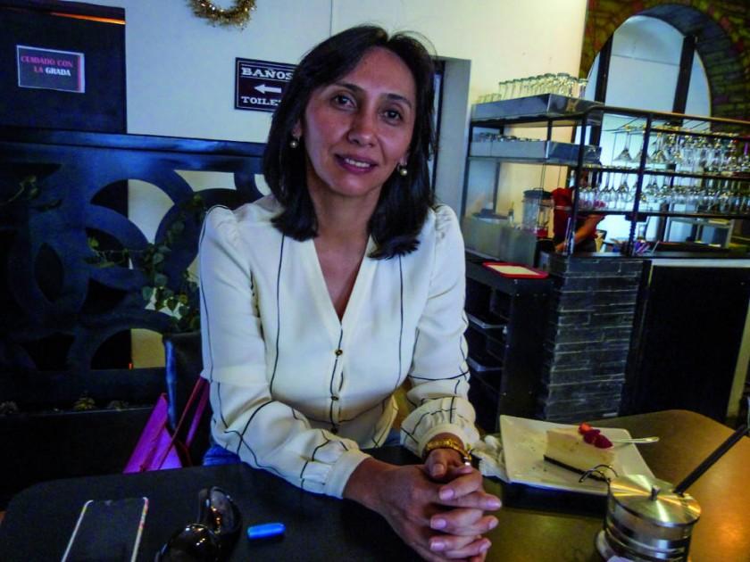 Sandra Canseco es una exitosa médica chuquisaqueña formada en la Universidad de San Francisco Xavier de Chuquisaca y...