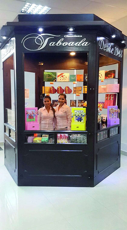 """chocolates. Las empresas """"Taboada"""" y """"Para Ti"""", que tienen amplia trayectoria en la producción de chocolates, cuentan..."""