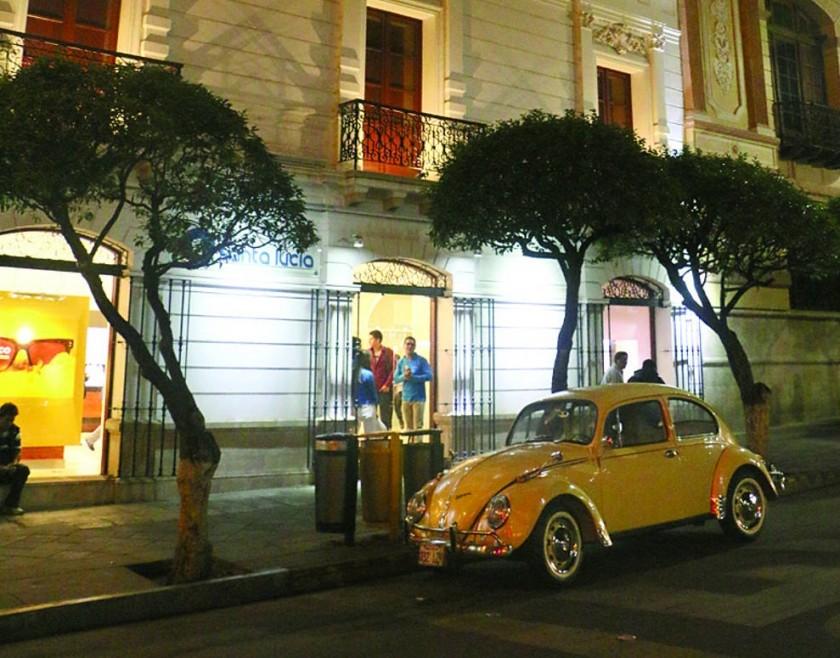 Óptica Santa Lucía invierte en edificio patrimonial más de $us 2,5 millones
