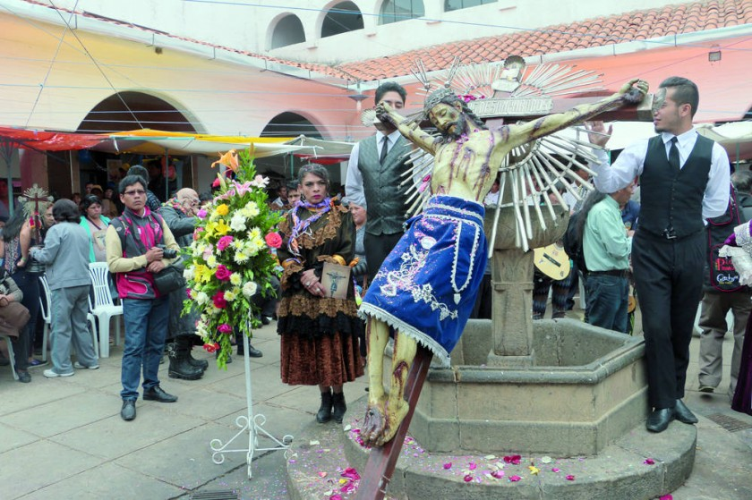 Tata Compadre en Carnaval