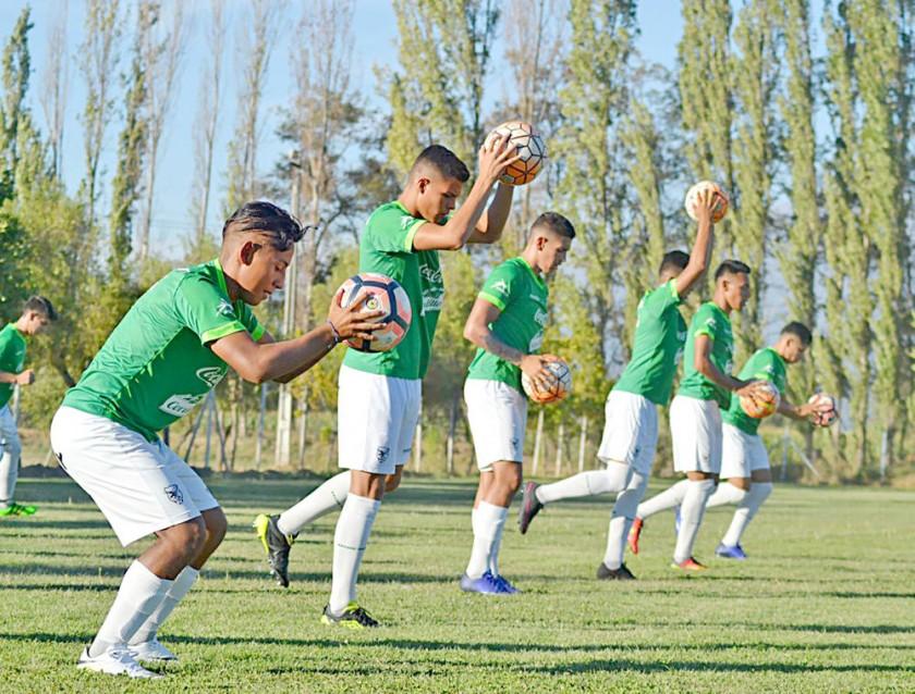La Selección Boliviana trabaja en Rancagua, una de las sedes del Sudamericano, desde el pasado martes.