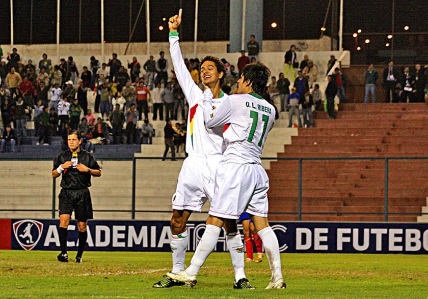 ?Bolivia destacó en torneo 2009