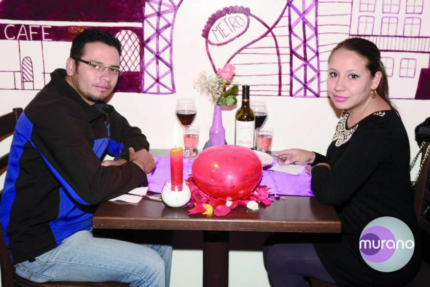 San Valentín en Murano